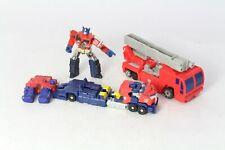 Transformers Optimus Prime Lot RID Legends Cybertron Metal Titanium