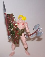 Vintage 1996 X-Men Savage Land Ka-Zar Action Figure and Accessories by Toy Biz