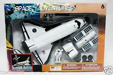 NewRay 7.5'' Space NASA USA Shuttle Space Adventure Plastic Model COLLECTION