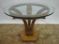Edward Wormley for Dunbar Tulip Side Table #5620; Near Mint, Rare Condition