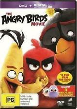 The Angry Birds Movie (DVD, 2018)