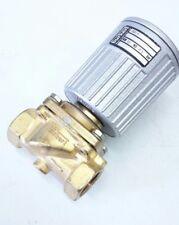Bürkert 190/A Membranventil G3/4 5bar 240VAC Diaphragm valve 80723.9