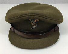 Vintage WW2 Royal Electrical Mechanical Engineers Cap