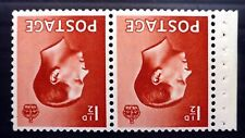 Gb 1936 Booklet Pane Inverted/Wmk Cat £30 U/M See Below Nb3536
