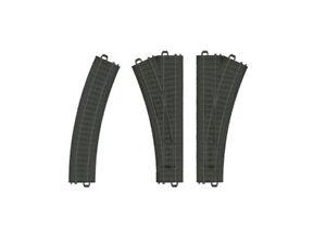 Märklin H0 23301 Plastic Track Turnout Set