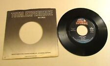 Switch 45 SWITCH IT BABY / dub version ~ M- Total Experience 45 RPM