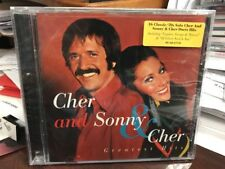 Sonny & Cher Greatest Hits CD 1998 MCA 11745 SEALED
