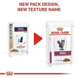 Royal Canin Renal Pouches for Cats 12x85G