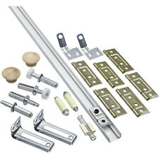 National Hardware Bifold Closet Door Hardware Kit, New
