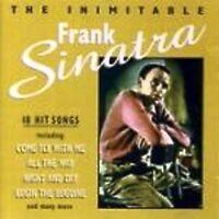 Frank Sinatra-The Inimitable CD