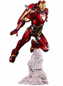 Artfx Premier Marvel Univers Iron Man 1/10 PVC Figure Kotobukiya Neuf De Japon