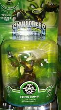 Skylanders Swap Force Figure Stink Bomb Free Shipping In A Box Not Bubble Mailer