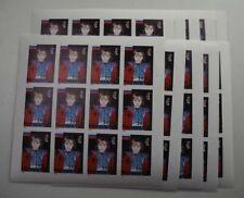 1996 Mongolei; 120 Serien Kinder ungezähnt, postfrisch/MNH, MiNr. 2660/65