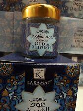 Oud Al shiyukh mabasous bahkhoor by keramat collection 2 pice new arrival bakhor