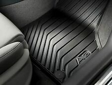 Genuine Audi A3 2013>on Front Rubber Protection Waterproof Mats 8V2061501041 RHD