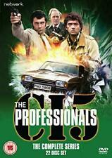 The Professionals: The Complete Series (DVD, 2017, 22-Disc Set)