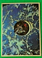 Vintage 1969 Taylor-Reed Space Candy Series 1 Trading Card # 10 EX RARE