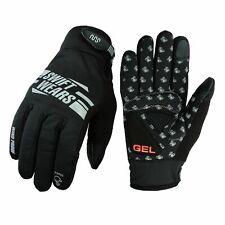 Swift Wears Cycling Gloves Windproof Gel Padded Touchscreen Full Finger Biking