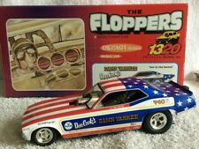 DON COOK'S DAMN YANKEE 1320 DIECAST 2ND IN THE FLOPPERS SERIES FUNNY CAR 1/3,500