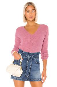Tularosa Lennon Sweater BNWT Size M.. Colour Sangria