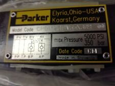 Parker CPOM2DDV55  Hydraulikventil entsperrbares Rückschlagventil Ventil Neuware