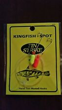 6 Fin Strike High Low KINGFISH-SPOT rigs  tackle fishing Lures Bass Flounder