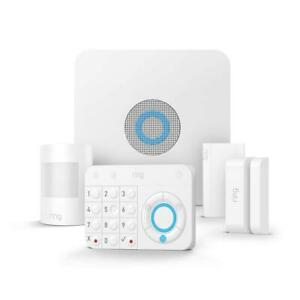 Ring Alarm 5 Piece Smart Home Security System Kit