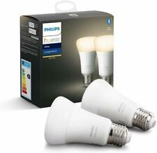 Philips HUE White E27 A17 bluetooth twin pack