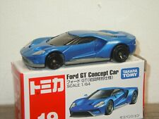 Ford GT Concept Car - Tomica 19 - 1:64 in Box *39825