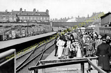 Seacombe & Egremont Railway Station Photo. Birkenhead Area. Wirral Railway. (3)