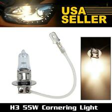 50pcs Fog driving light H3 H3-55W DOT Compliant Halogen bulb stock replace