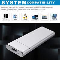 External Hard Drive Portable Hard Drive External, Ultra Slim Hard Drive