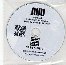 (DV468) Nightwalk, Juju - DJ CD