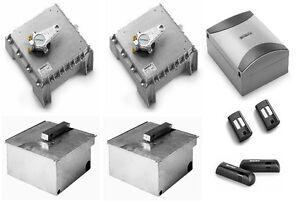 BENINCA DU.350N 230V Pair Kit - Underground Gate Automation
