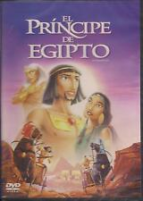 SEALED - El Principe De Egipto / The Prince Of Egypt DVD NEW