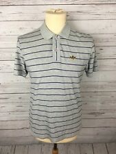 Men's Adidas Originals Polo Shirt - Size Small - Grey - Great Condition