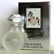 2=1+1 NEW: DALIMIX By SALVADOR DALI, EDT Mini 0.25 OZ/8 ML + BURBERRYS WEEK END