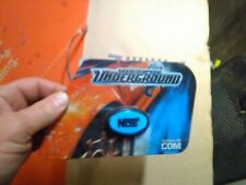 need for speed arcade plastic bezel part #82