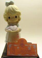 Precious Moments - You'Re L' Plus Doux Cookie 1995 Charter Membre #C0015 ( Voile