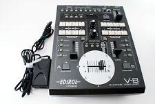Roland Edirol V-8 Eight Channel Video Mixer Switcher V8 [Near Mint] from Japan
