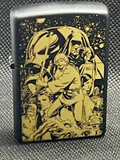 Star Wars Engraved Zippo Lighter