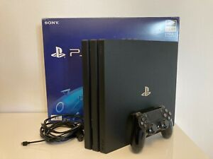 Sony Playstation 4 Pro 1tb Konsole