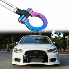 Screw on Front Rear NEO Sporty Tow Hook for Mitsubishi Lancer Evolution Evo X 10