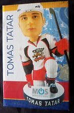 Detroit Red Wings Tomas Tatar Signed Grand Rapids Griffins SGA Bobblehead Auto