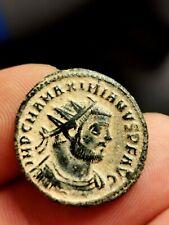 Maximien Hercule, néo -aurelianus , Héraclée 295-296 ( CONCORDIA MILITVM/H/delta