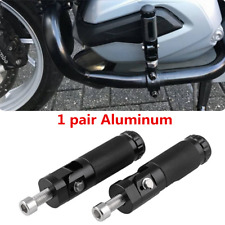 1 Pair CNC Universal Motorcycle Foot Pegs Rear set Footrest Racing Pedals Steps