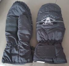 Anzoni Sport Ski Handschuhe Fäustlinge GORE TEX Gr 9,5 9 1/2 Warm schwarz arctic