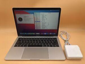 "Apple MacBook Pro 2017 13"" A1708 i5-7360U 2.3GHz 8GB 256GB SSD Silver"