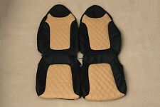 Custom Made Pontiac Solstice 2006-2010 Real leather seat covers