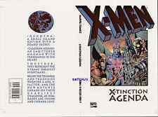 JIM LEE ART X-MEN X-TINCTION AGENDA ORIGINAL COVER PROOF WOLVERINE CABLE 1992
